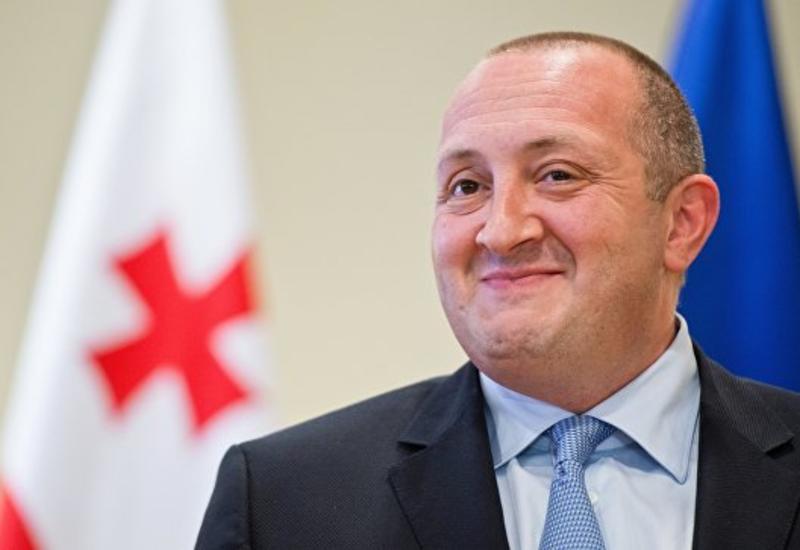 Президент Грузии назвал сотрудничество с НАТО гарантом безопасности региона