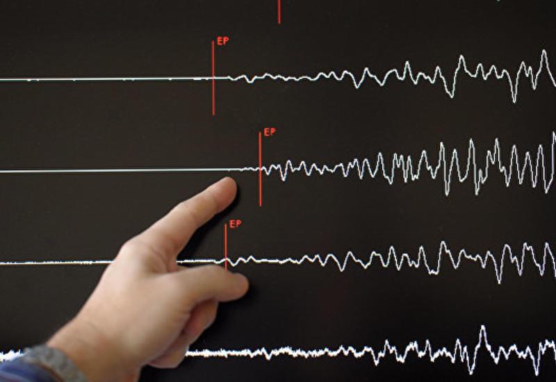 Рядом с Аляской произошло сильное землетрясение