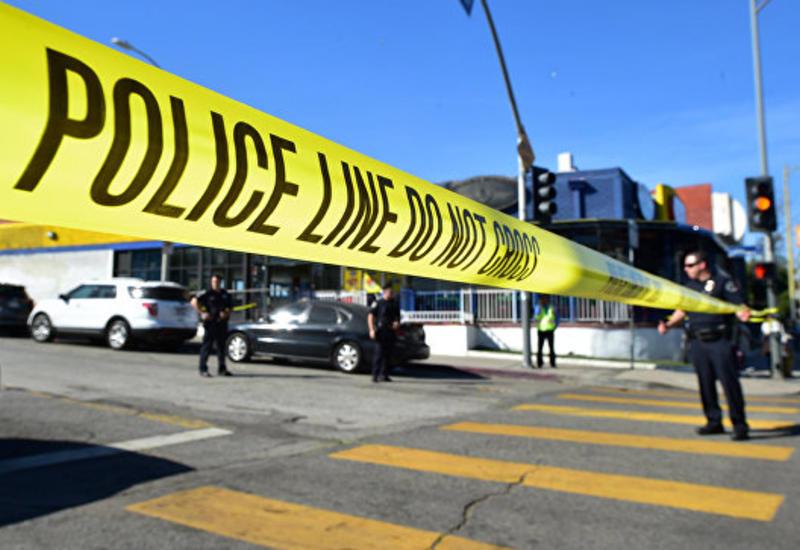 В госпитале Вашингтона произошла стрельба