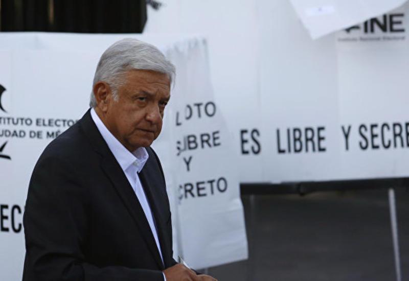В Мексике оштрафовали партию будущего президента страны