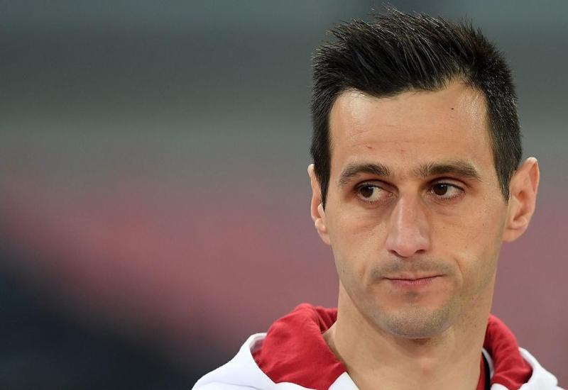 Исключенный из сборной Хорватии Калинич получит серебряную медаль ЧМ-2018