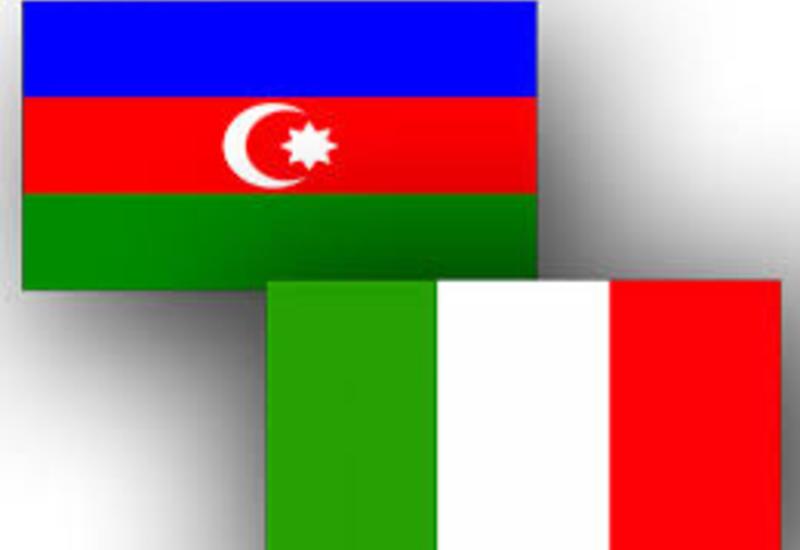 Президенты Азербайджана и Италии приняли участие в бизнес-форуме в Баку