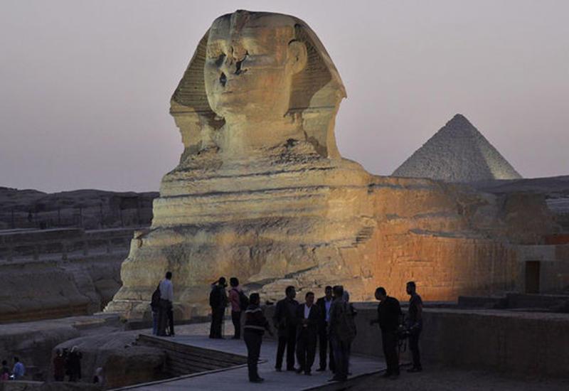 В Египте вскрыли крупнейший неповрежденный саркофаг