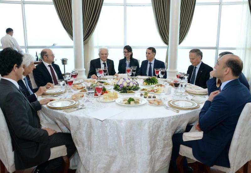 """Новруз Мамедов: Визит Президента Италии в Азербайджан внесет вклад в дальнейшее развитие связей <span class=""""color_red"""">- ФОТО</span>"""