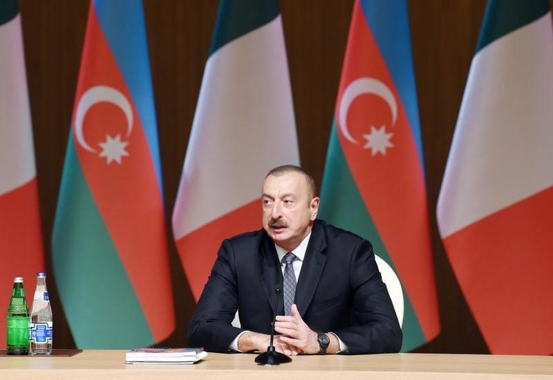 Президент Ильхам Алиев: Инвестклимат в Азербайджане очень хороший, и зарубежные инвестиции защищены на высоком уровне