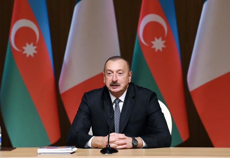 Президент Ильхам Алиев: Азербайджан очень стабильная страна с политической и экономической точки зрения