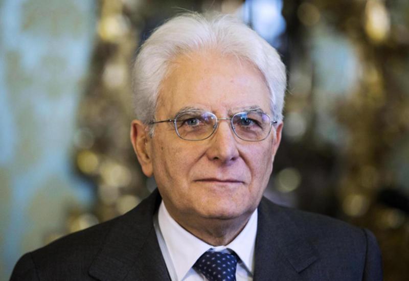 Завершился официальный визит в Азербайджан Президента Италии