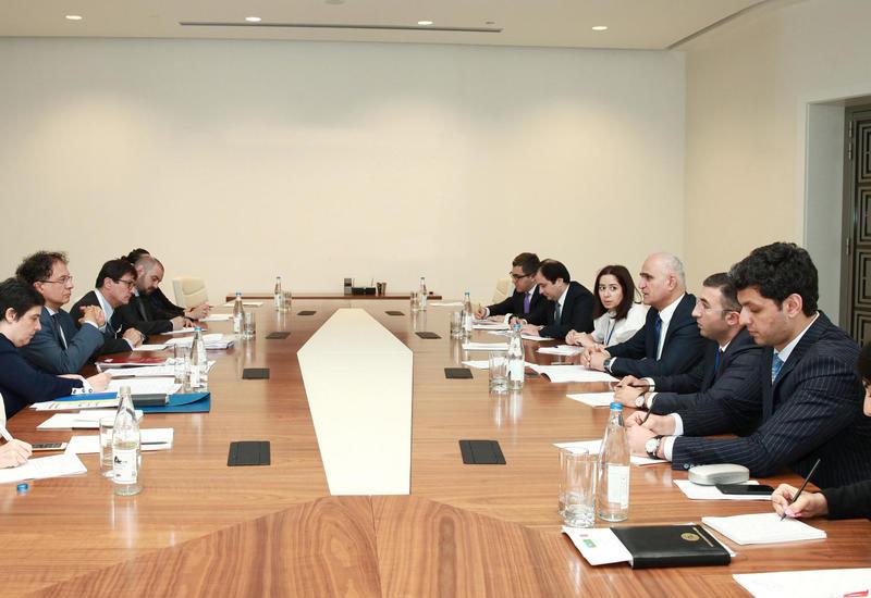 Шахин Мустафаев: Итальянские компании инвестировали в Азербайджан около $530 млн