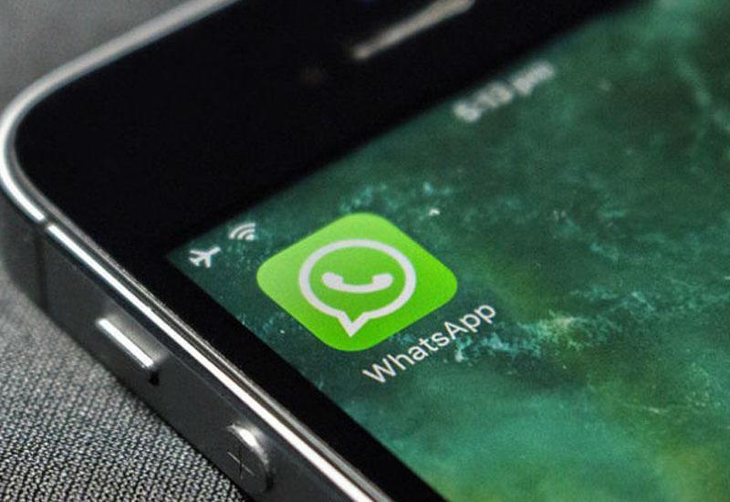 WhatsApp-da yenilik var