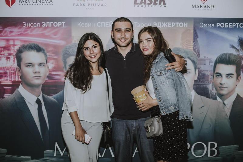 Скандальный фильм «Клуб миллиардеров» презентован в Баку