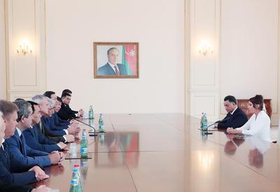 Первый вице-президент Мехрибан Алиева: Нагорный Карабах - неотъемлемая часть Азербайджана, территориальная целостность нашей страны признана всем миром - ФОТО