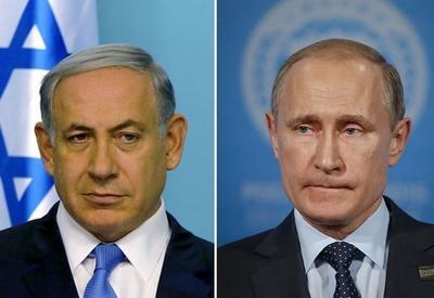 Путин и Нетаньяху обсудили ситуацию на Ближнем Востоке