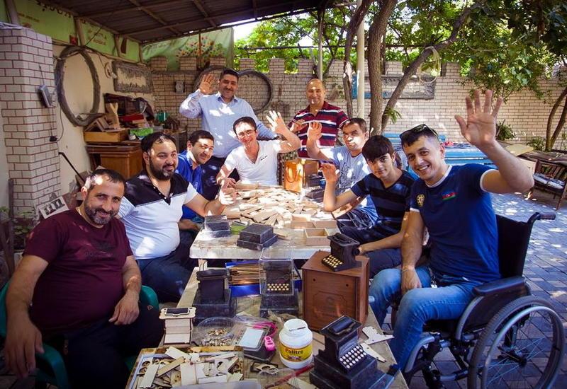 Международный банк Азербайджана осуществил социальный проект