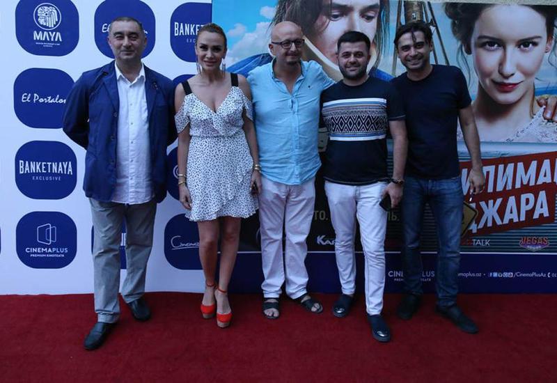 """В CinemaPlus Amburan Mall состоялся закрытый показ комедийного фильма """"Килиманджара"""" <span class=""""color_red"""">- ФОТО - ВИДЕО</span>"""