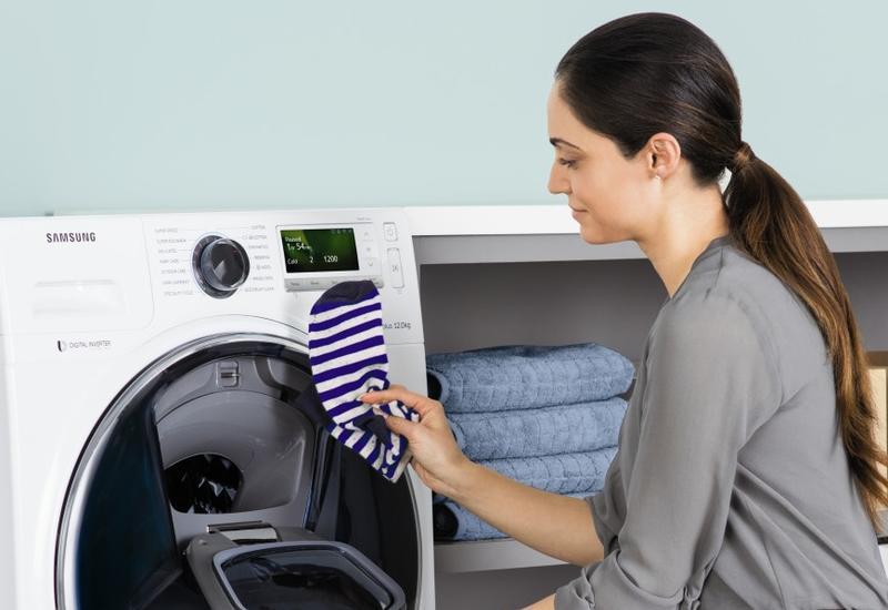 AddDoor на стиральных машинах Samsung AddWash – маленькая помощь в больших делах