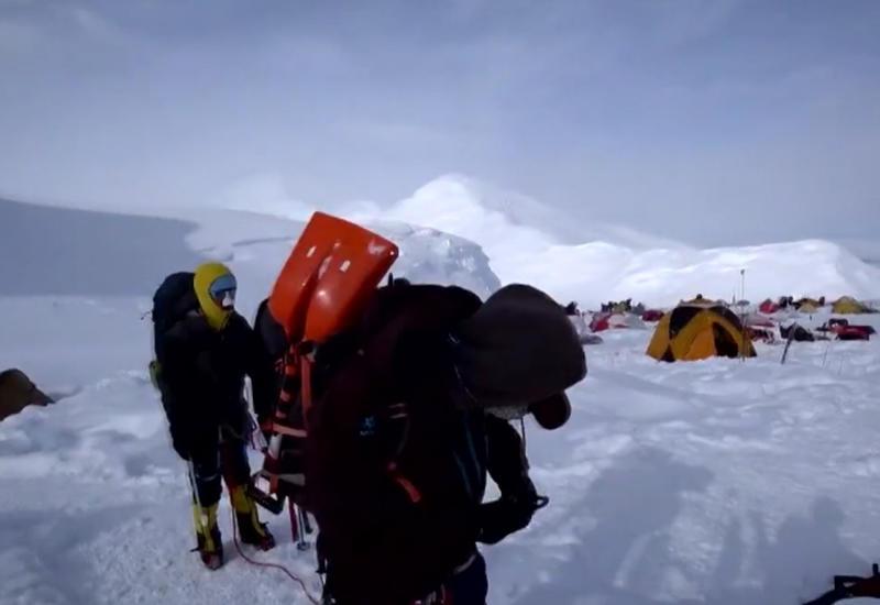 """Экспедиция «Большого шлема»: китайский альпинист покорил «14 + 7 + 2» <span class=""""color_red"""">- ВИДЕО</span>"""