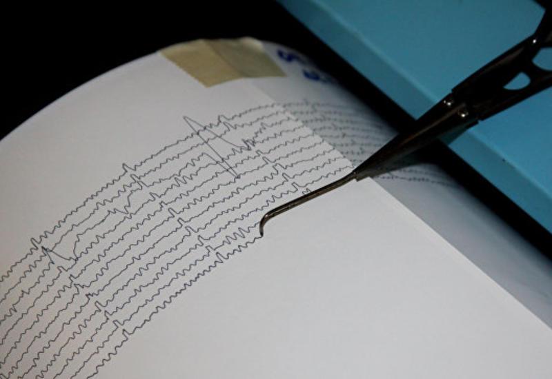 У побережья Тайваня произошло сильное землетрясение