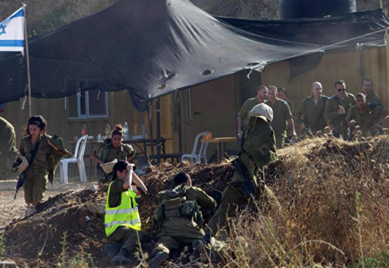 Израиль засек пуски трех ракет из сектора Газа