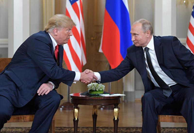 Трамп пригласил Путина посетить Вашингтон осенью
