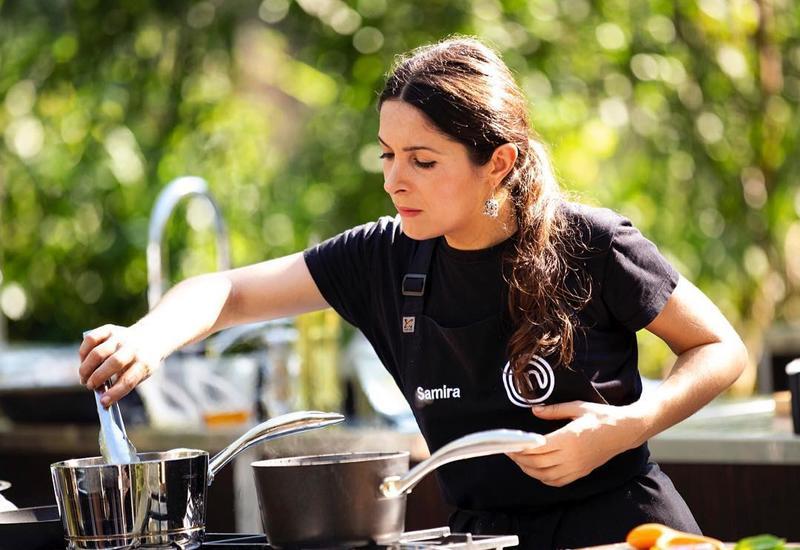 "Азербайджанка приготовила гюрзу и плов на кулинарном шоу в Австралии <span class=""color_red"">- ФОТО</span>"