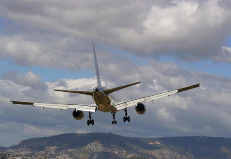 Украинский самолет едва не разбился в Египте