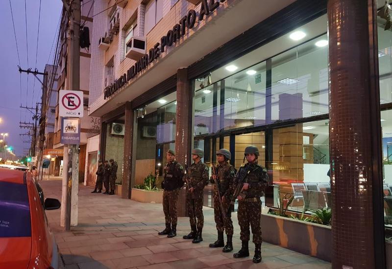 В Бразилии при вооружённом нападении на наркопритон погибли семь человек