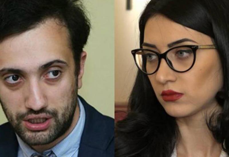 В парламенте Армении разгорается скандал вокруг любимицы Саргсяна