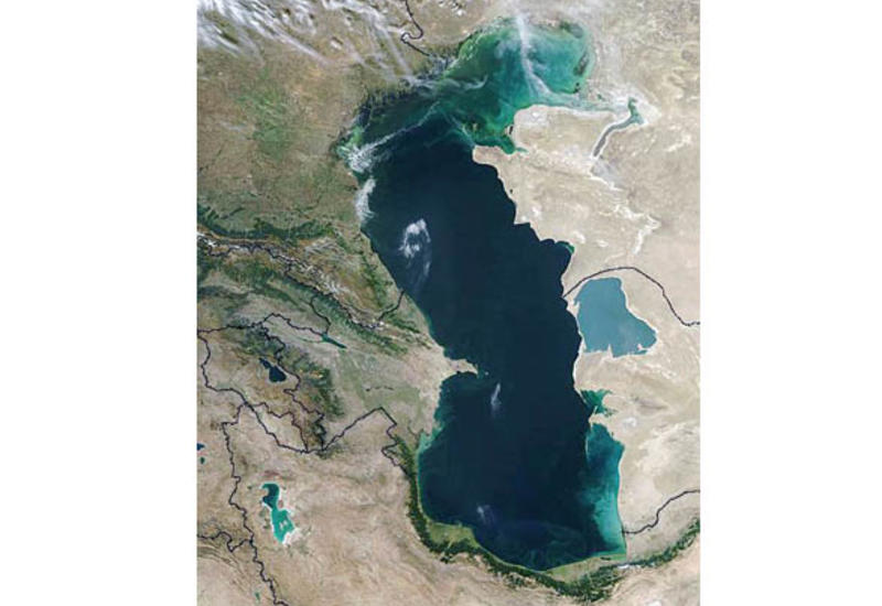 Прикаспийские страны оценят влияние хоздеятельности в Каспийском бассейне на экологию