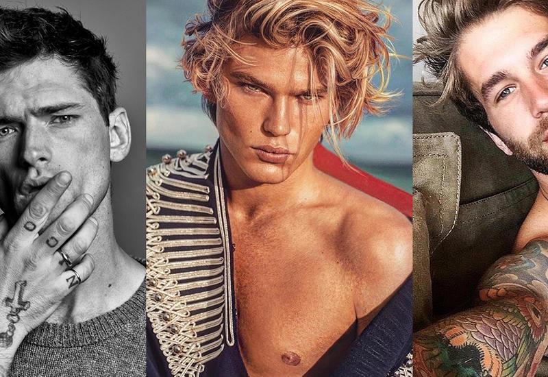 12 инстаграмов самых востребованных мужчин-моделей