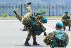 """Показательные выступления азербайджанских пограничников <span class=""""color_red"""">- ФОТО</span>"""