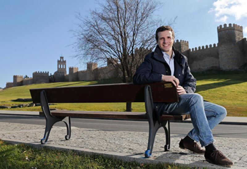 Избран новый председатель Народной партии Испании