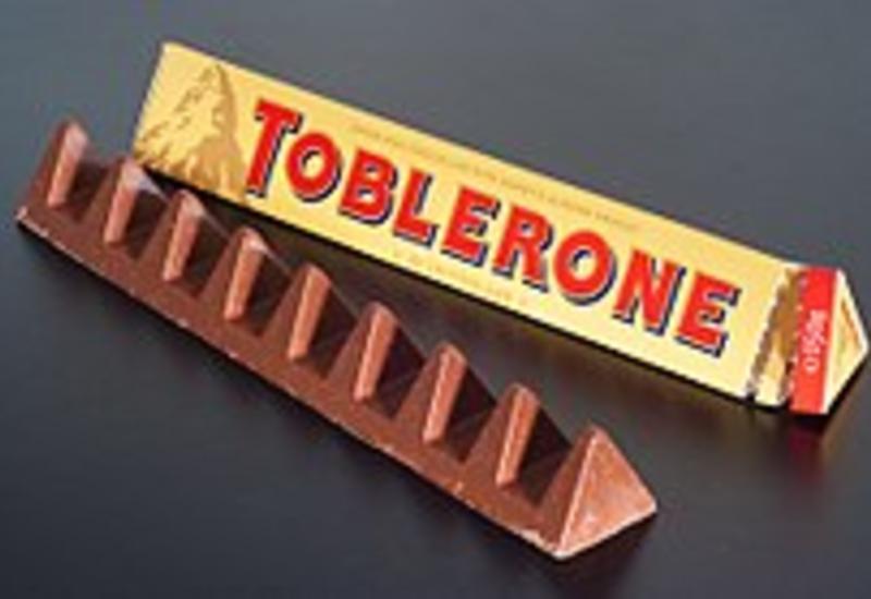 Производители шоколада Toblerone объявили о возвращении прежнего дизайна продукта