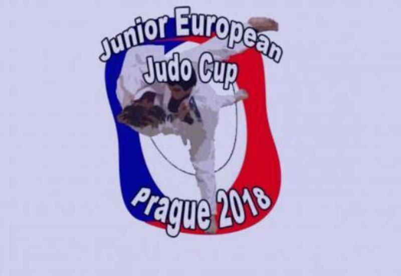 Gənc cüdoçularımız Çexiyada 8 medal qazandılar