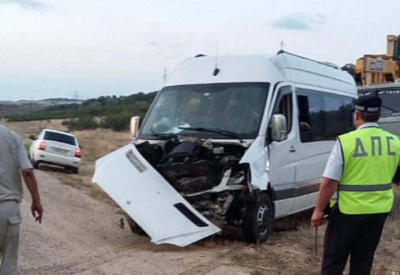 Тяжелое ДТП в Дагестане, пострадали граждане Азербадйжана