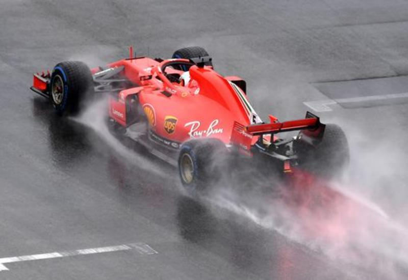 Себастьян Феттель выиграл квалификацию Гран-при Германии