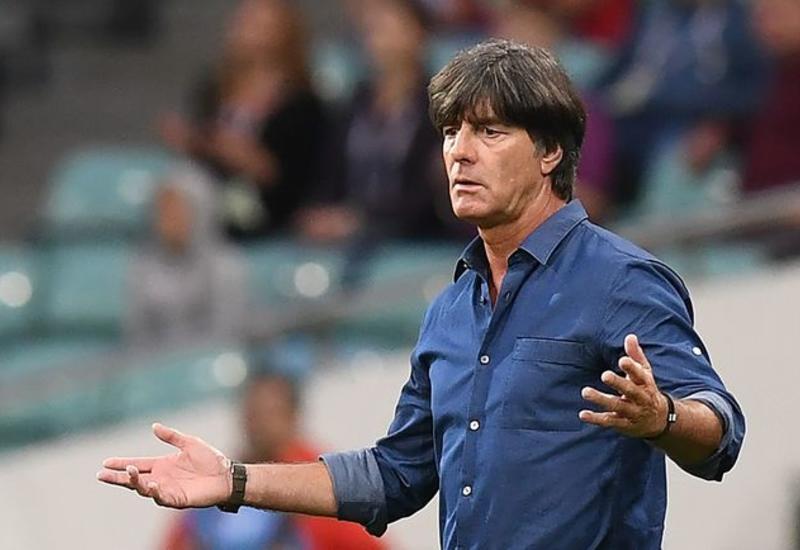 Наставник сборной Германии объяснил неудачу команды на ЧМ-2018