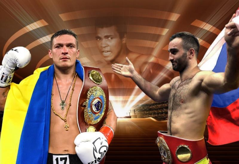 Украинец Усик стал абсолютным чемпионом мира по боксу