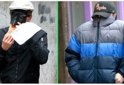 Человек-невидимка: как Леонардо Ди Каприо прячется от папарацци