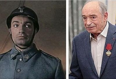 Как советские актёры выглядели в своих первых фильмах и как выглядят сейчас