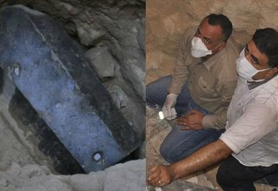 В Египте вскрыли проклятый саркофаг и обнаружили совсем не то, что ожидали