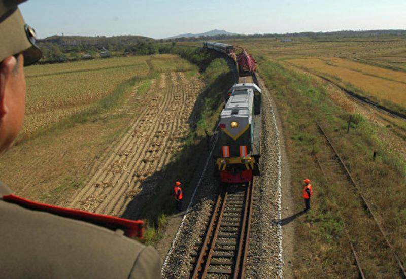 В Сеуле оценили восстановление железной дороги между КНДР и Южной Кореей