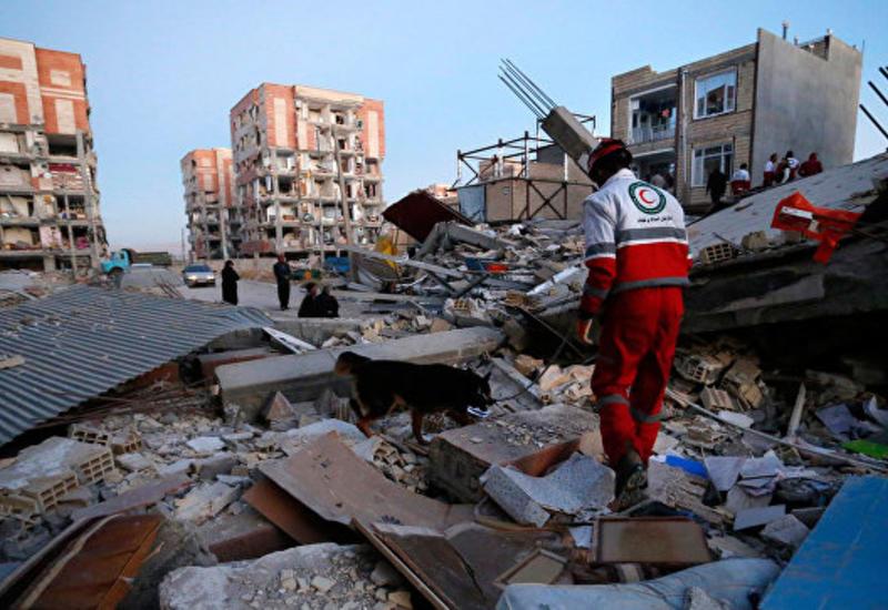 """Сильное землетрясение в Иране: число пострадавших увеличилось до 146 человек <span class=""""color_red"""">- ОБНОВЛЕНО</span>"""