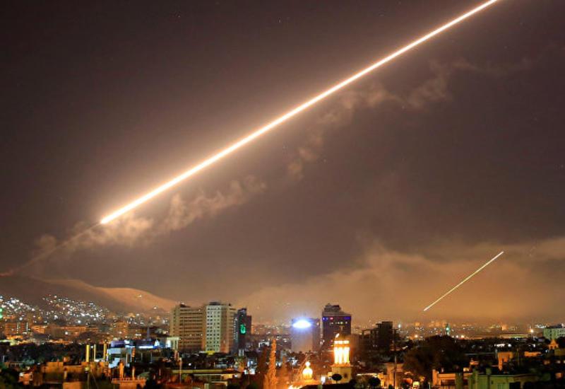 Израильские ВВС нанесли удар по военному объекту в Сирии