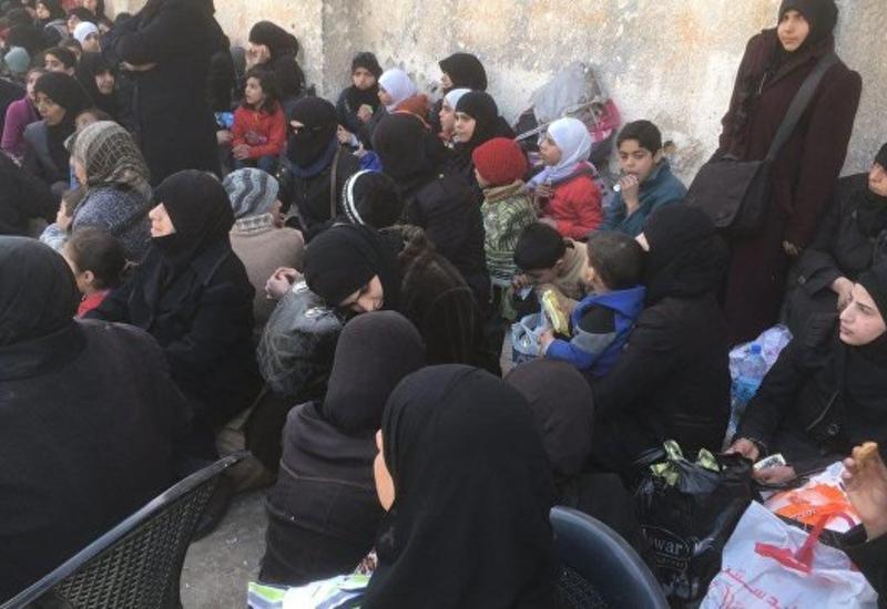 Границы Иордании открылись для переселения сирийских беженцев в Европу
