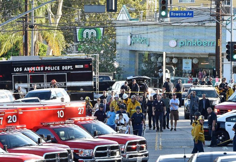 """Захват заложников в супермаркете Лос-Анджелеса: преступник сдался властям, есть жертвы <span class=""""color_red"""">- ОБНОВЛЕНО - ФОТО </span>"""
