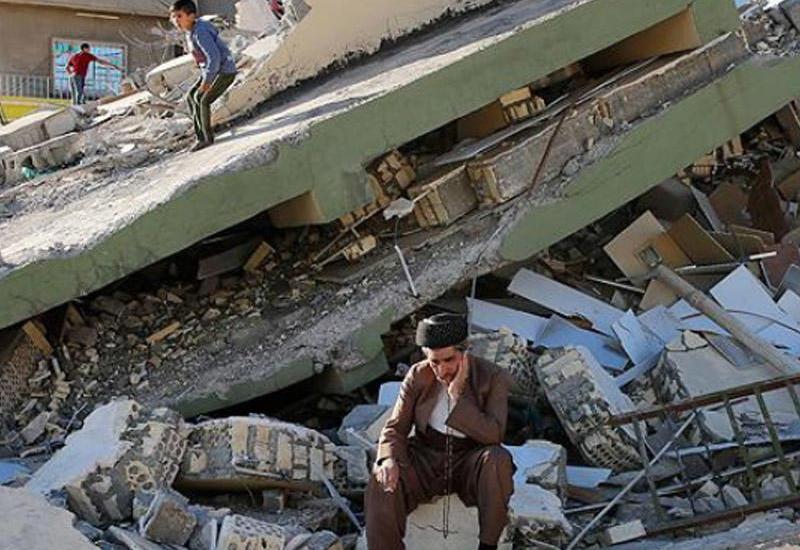 İranda baş verən zəlzələ nəticəsində 20 nəfər xəsarət alıb