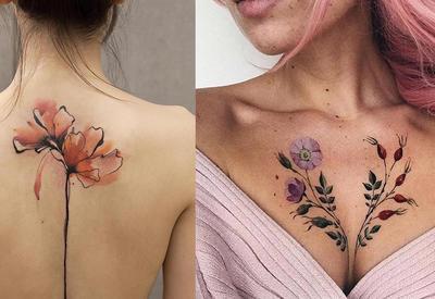 """Все, что надо знать перед тем, как сделать тату <span class=""""color_red"""">- ФОТО </span>"""