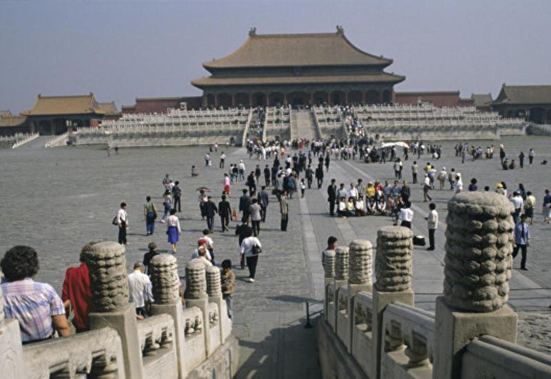 Запретный город в Пекине за шесть лет посетили 100 миллионов человек