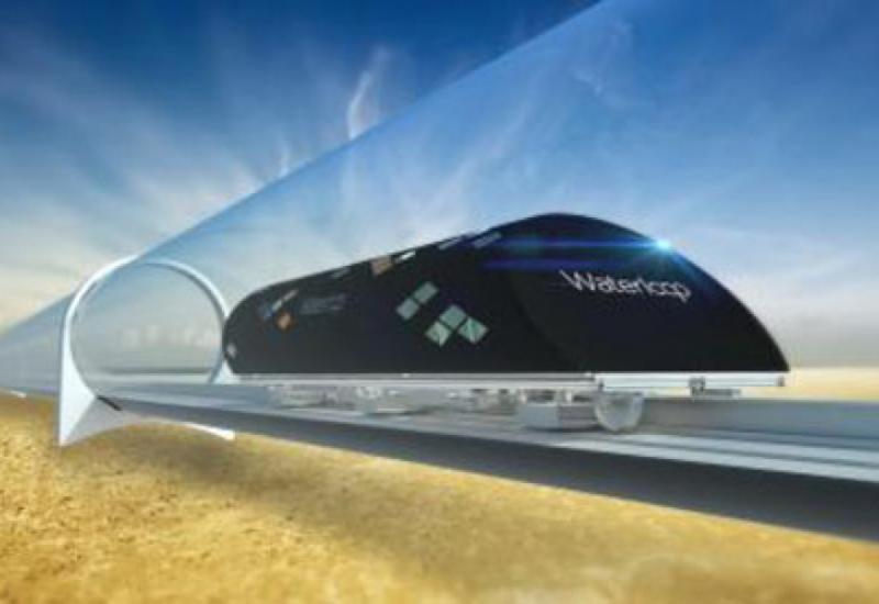 Капсулу Илона Маска Hyperloop разогнали до рекордных 466 км/ч