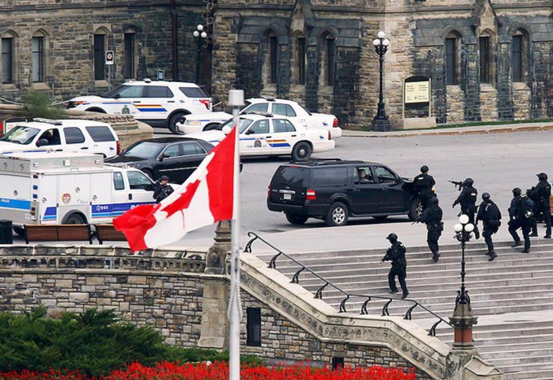 В Торонто произошла стрельба